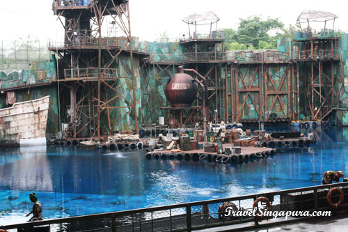 Universal Studios Singapore (USS) | Travel Singapura