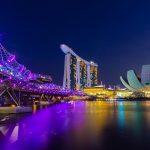Helix Bridge, Objek Wisata Gratis Singapura