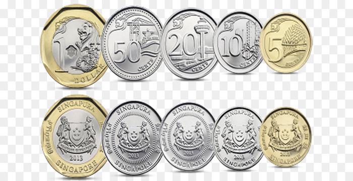 Gambar Uang Koin Singapura Mata Uang Yang Berlaku Di Singapura Travel Singapura