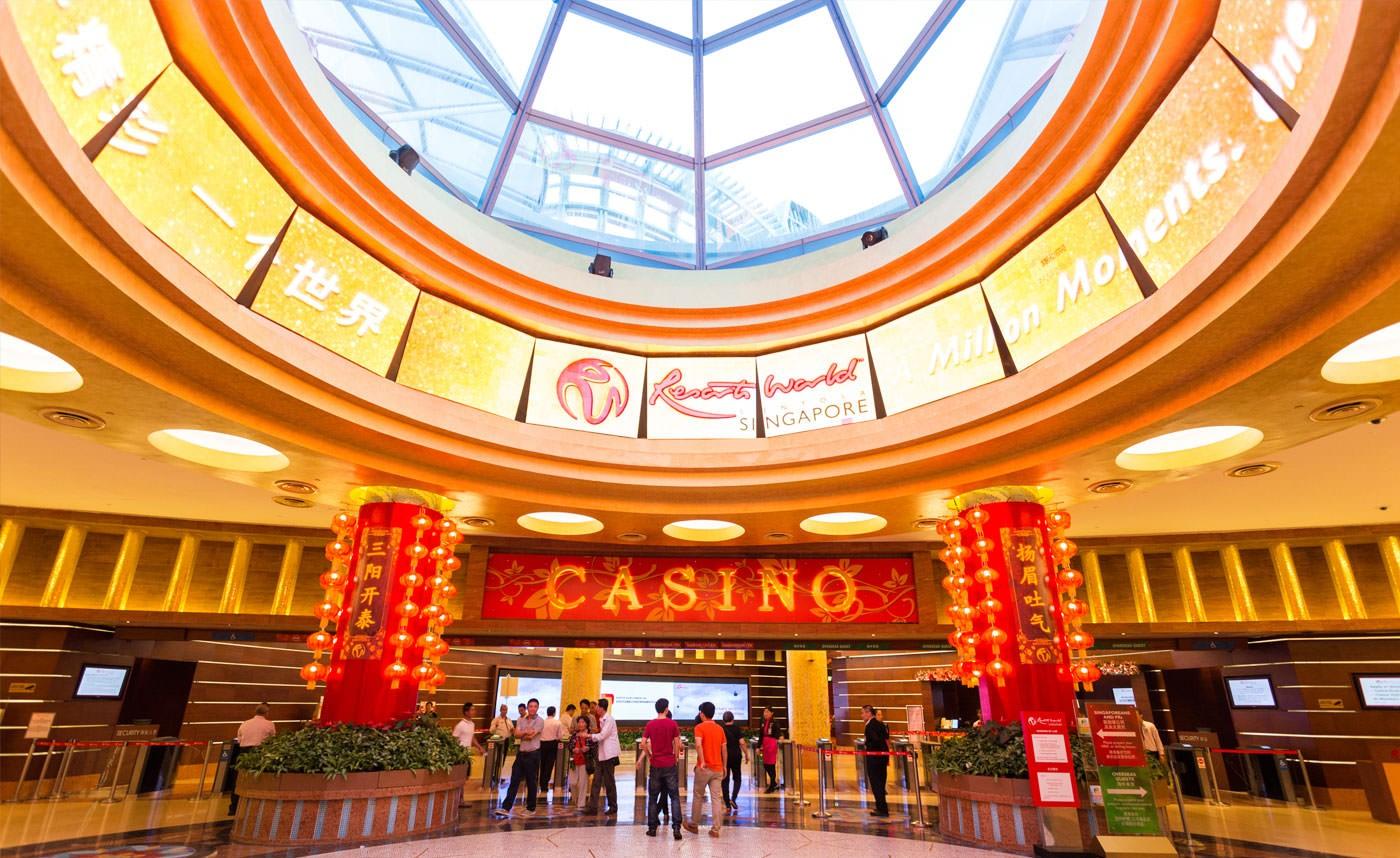 Resorts World Casino Singapore Travel Singapura