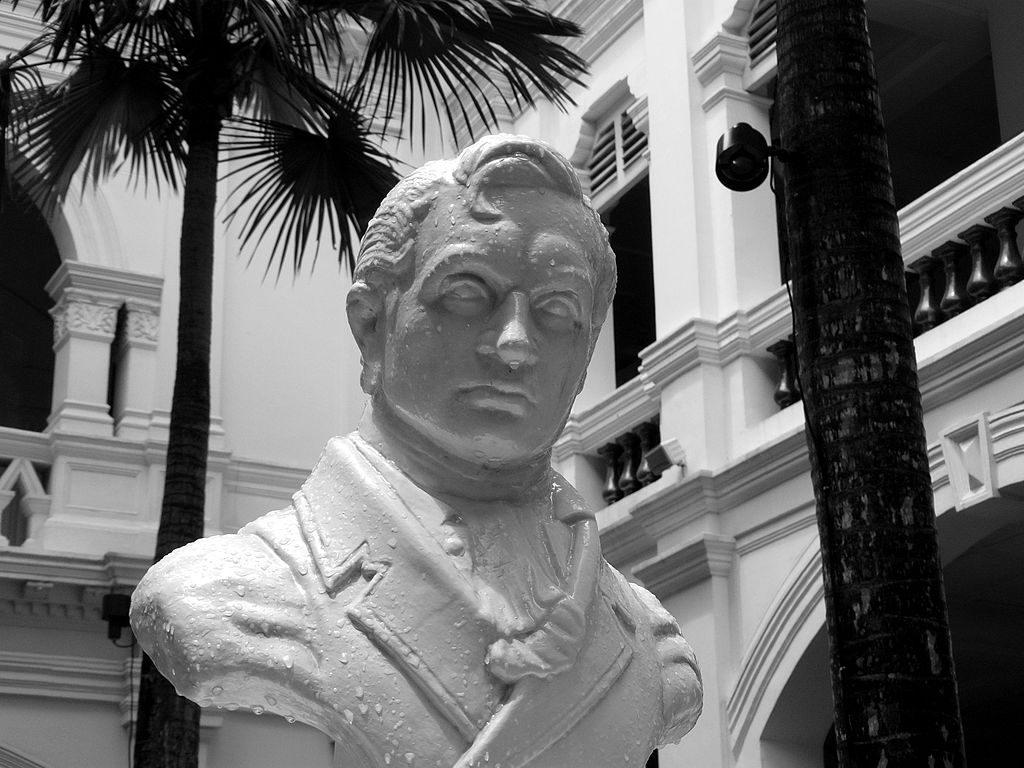 Sir Stamford Raffles