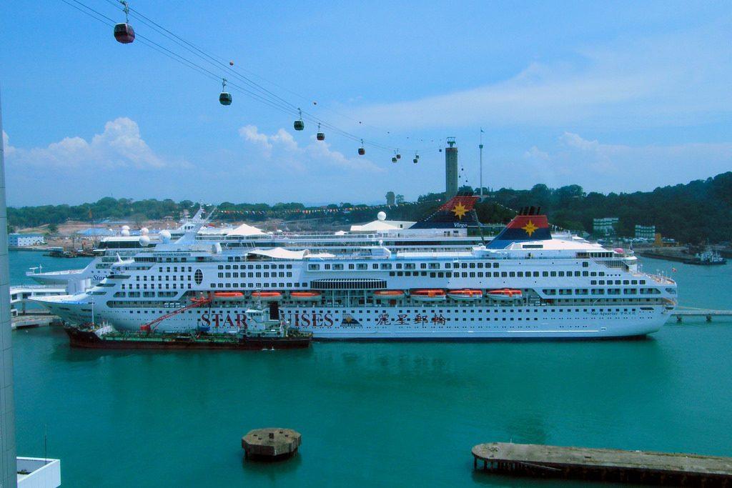 Ferry Singapura ke Batam