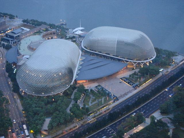 Esplanade Singapura