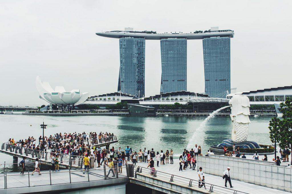 Tourist Scam di Singapore