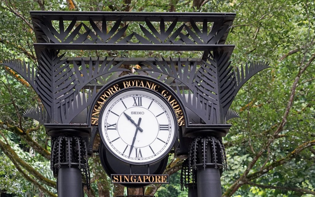 Waktu Singapura