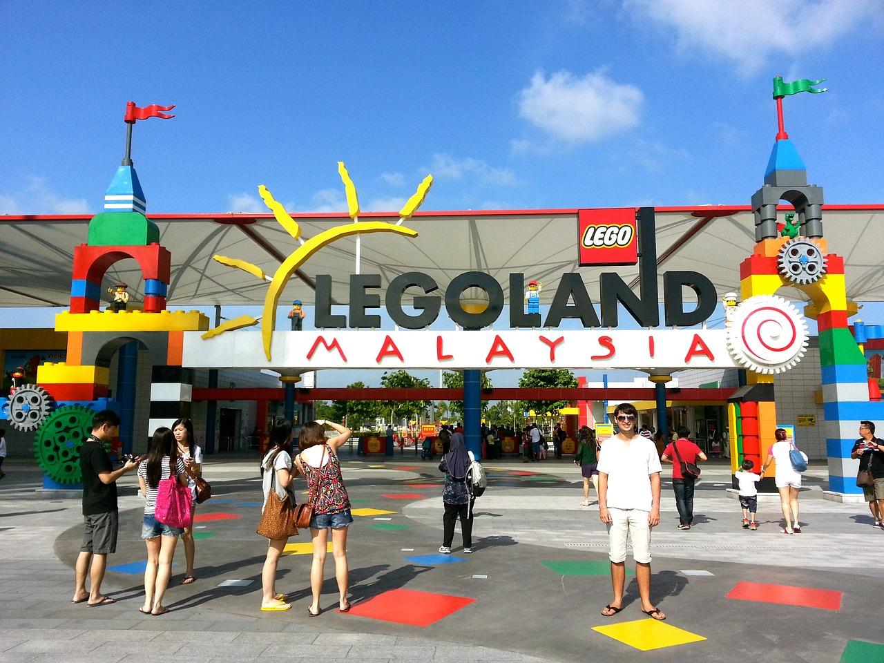 Bagaimana Cara ke Legoland dari Singapura?