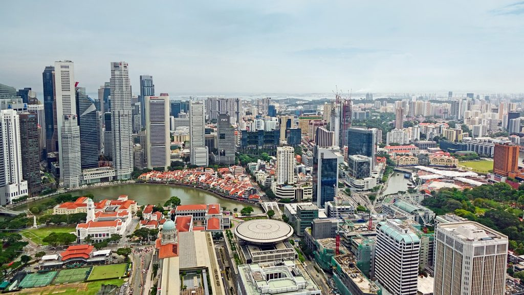 Singapore Work Permit