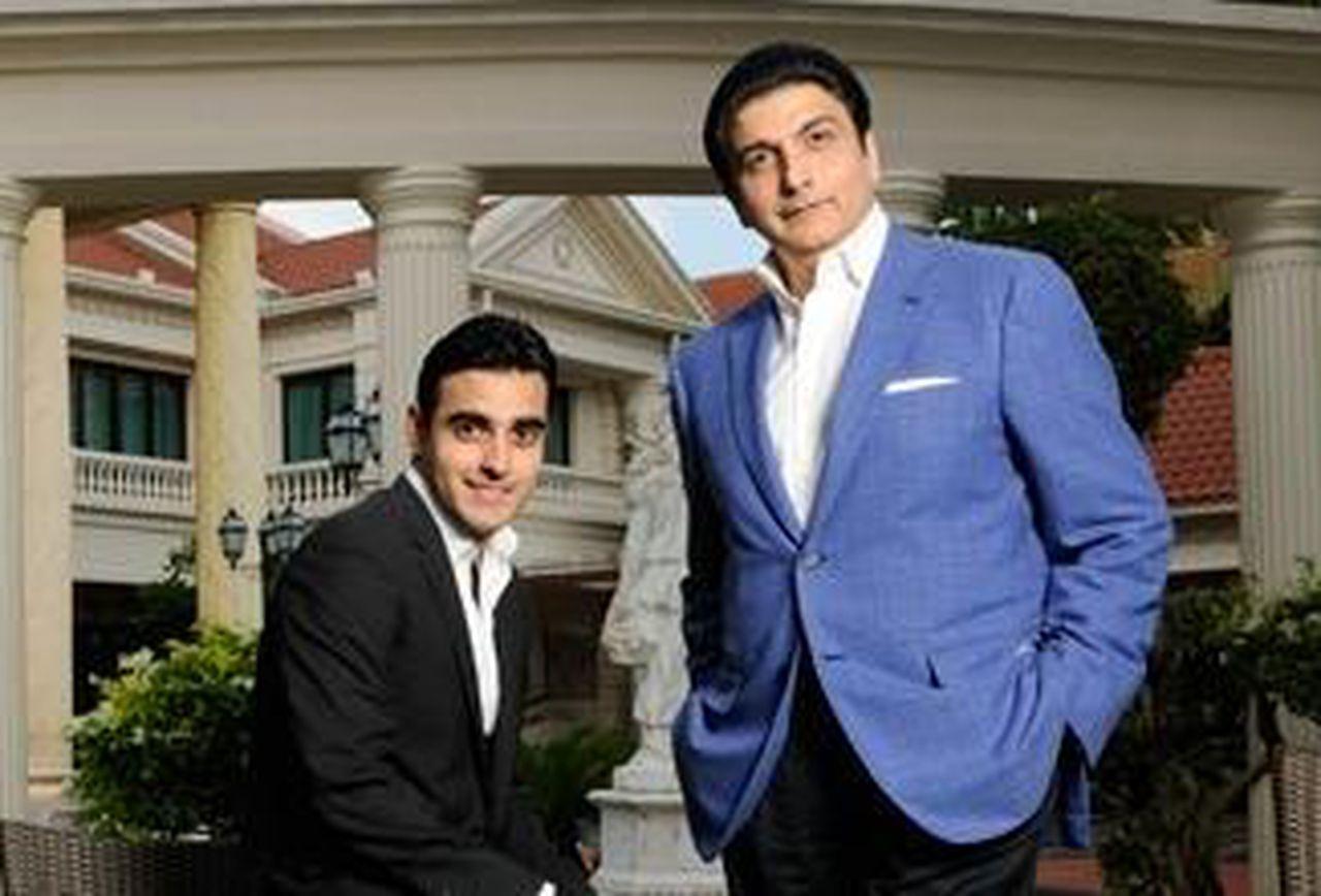 Raj Kumar and Kishin RK