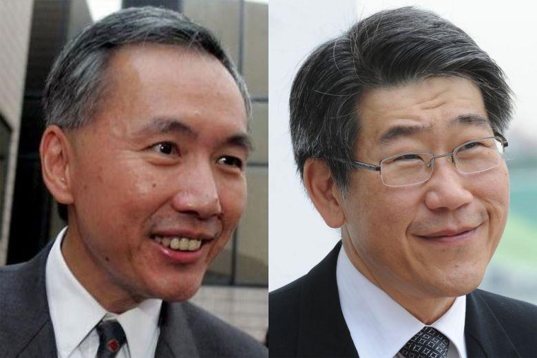 Robert and Philip Ng