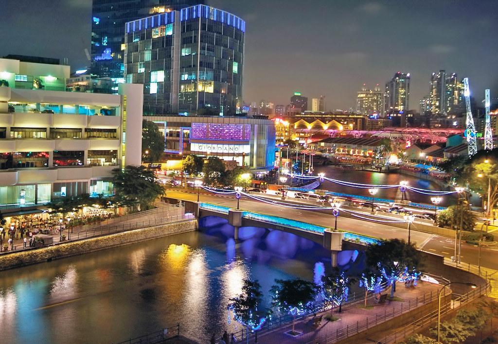 Hal Menarik di Singapore River