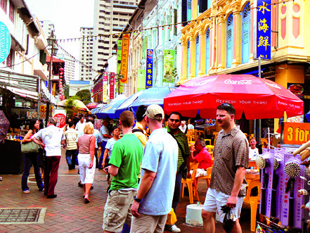Singapore Great Sale Chinatown