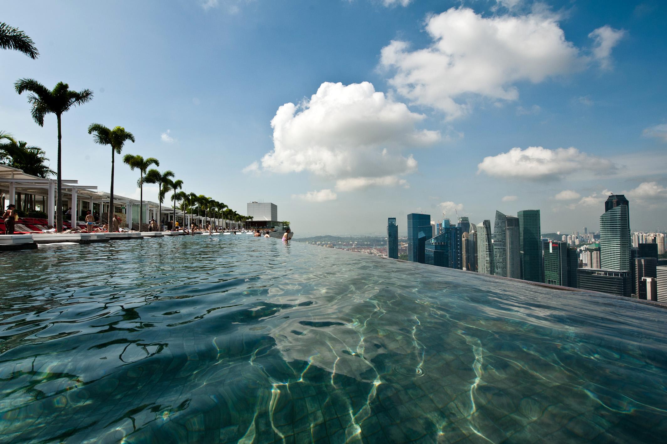 Marina Bay Sands Infinity Pool