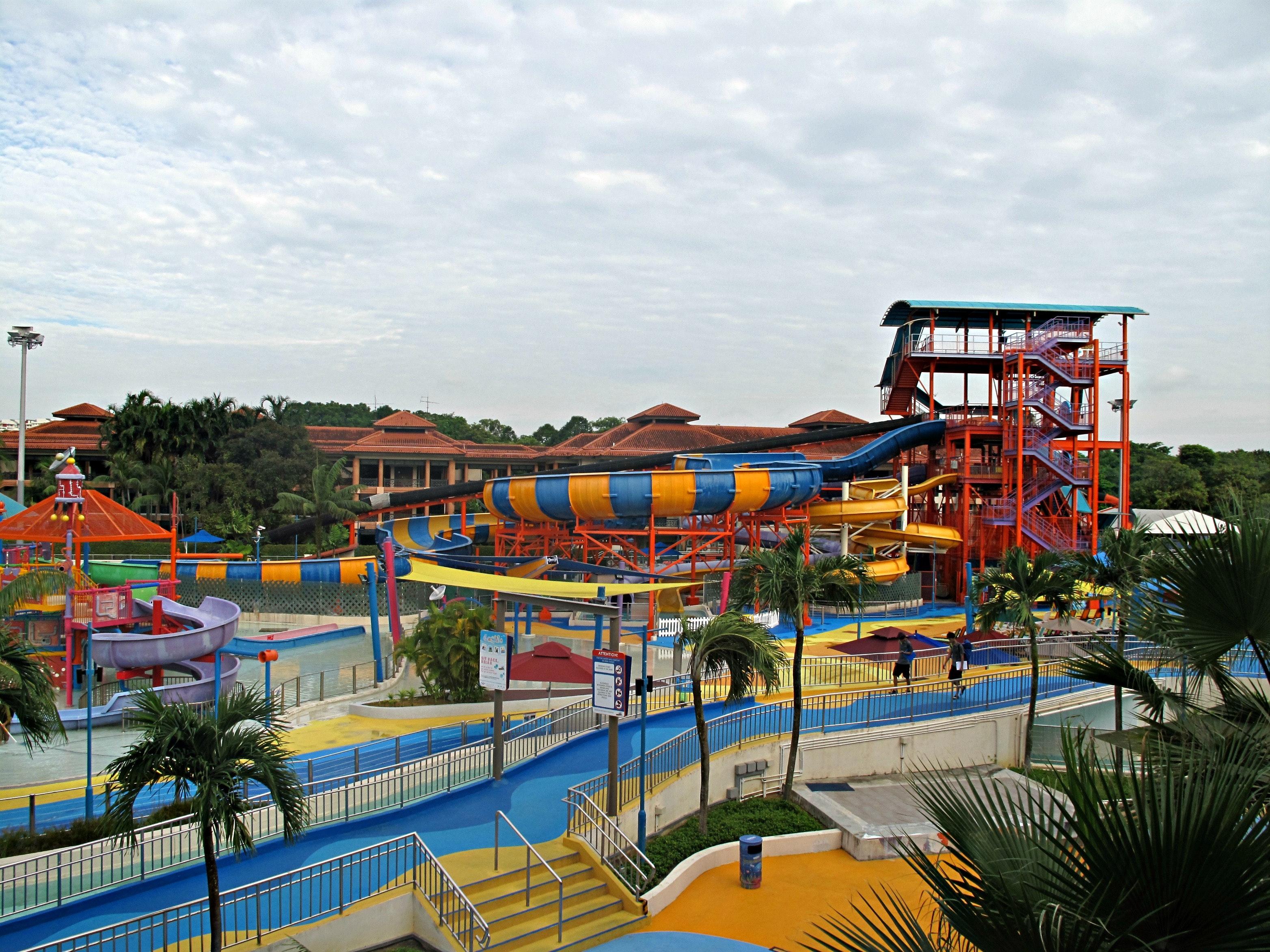 Waterpark di Singapore